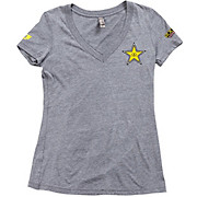 One Industries Womens Rockstar Team V-Neck Tee